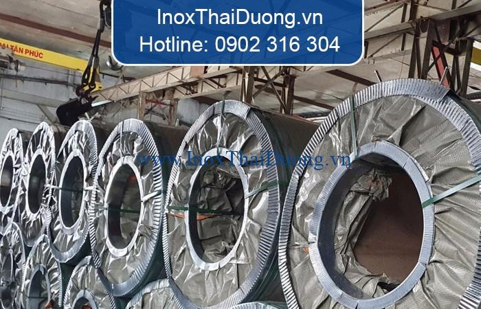 cuộn inox 316L Đắk Lắk