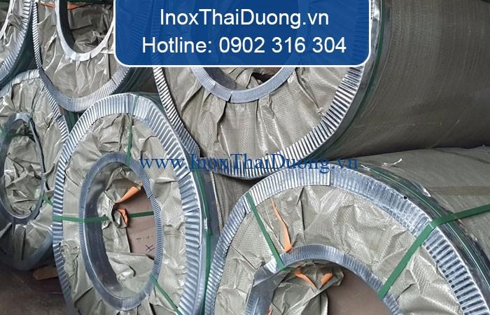 cuộn inox Biên Hòa