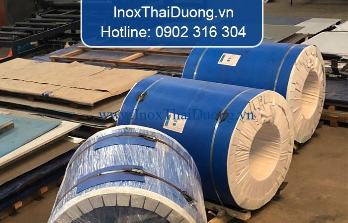 cuộn inox Vũng Tàu