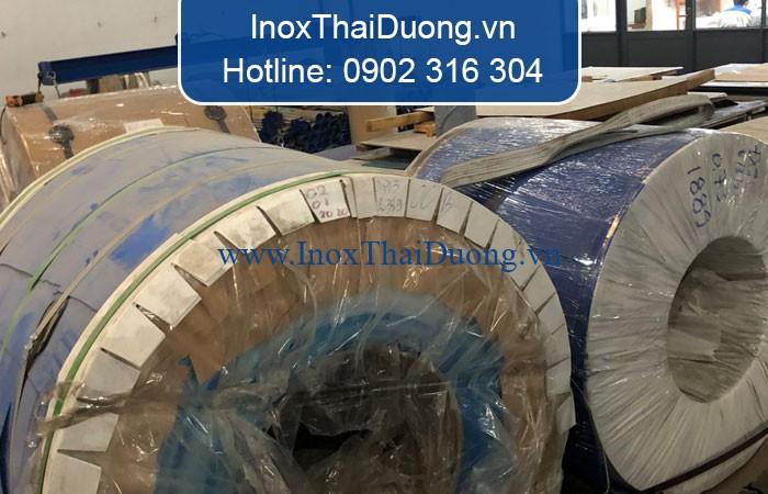 cuộn inox Đắk Lắk