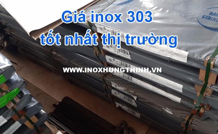 giá inox 303