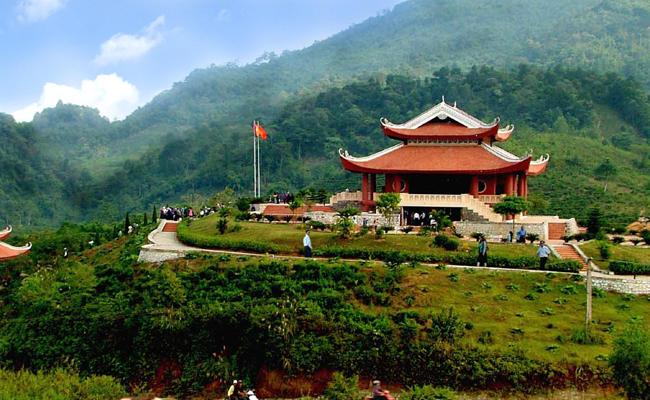 Địa điểm tiêu biểu tại Thái Nguyên