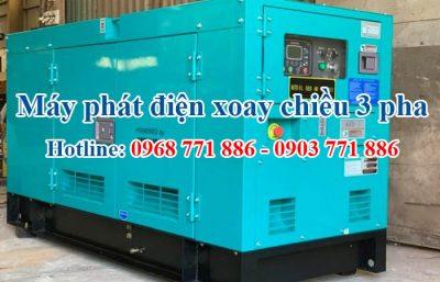 máy phát điện xoay chiều 3 pha