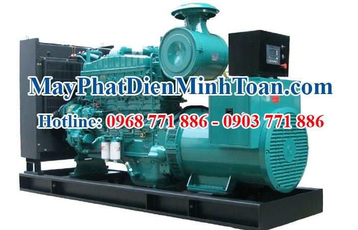 công suất máy phát điện công nghiệp