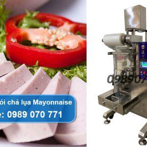 Máy đóng gói chả lụa Mayonnaise