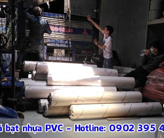 giá bạt nhựa pvc