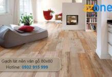 gạch lát nền vân gỗ 80x80