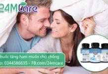 thuốc tăng ham muốn cho chồng
