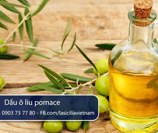 dầu ô liu pomace
